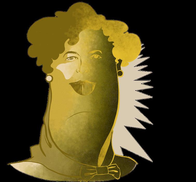 Un altre dels sis personatges que el Rafa Burgos destaca al llibre és la Rosario Segimon, més coneguda com a Sra. Milà