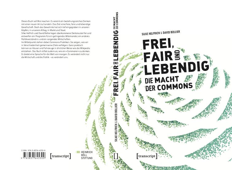 Coberta desplegada de l'edició alemanya