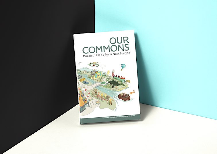 "El llibre ""Our commons"" es pot adquirir en format digital o mitjançant el sistema ""print on demand"""
