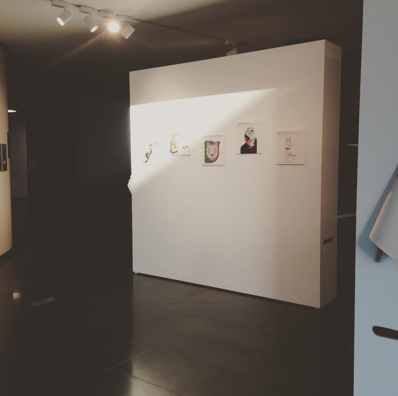 """Exposició col·lectiva """"Gràfica incòmoda"""" dins la Barcelona Design Week"""
